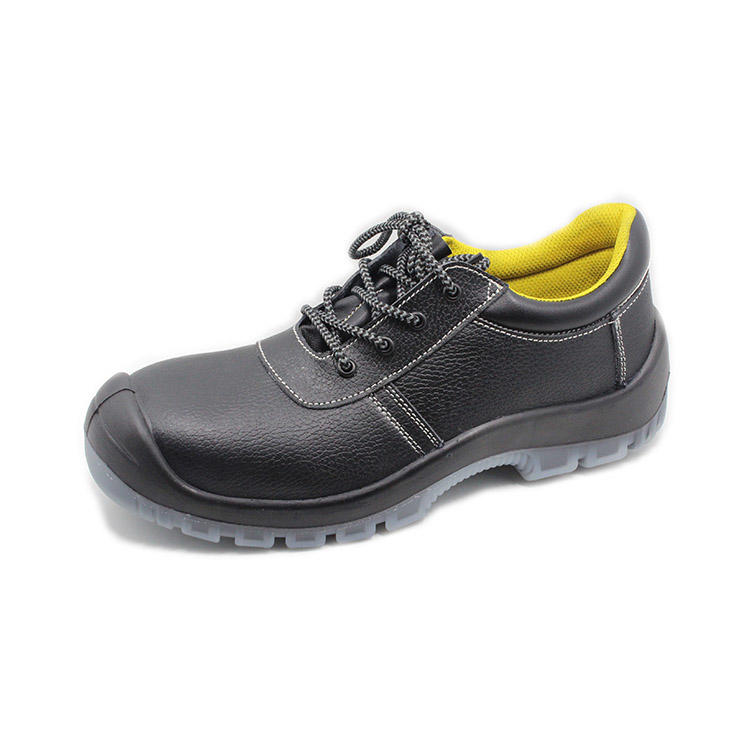 Industrial safety toe shoes