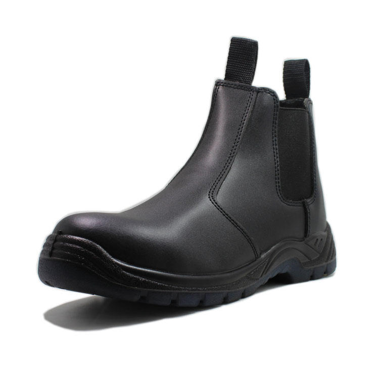 Breathable Chelsea work boots