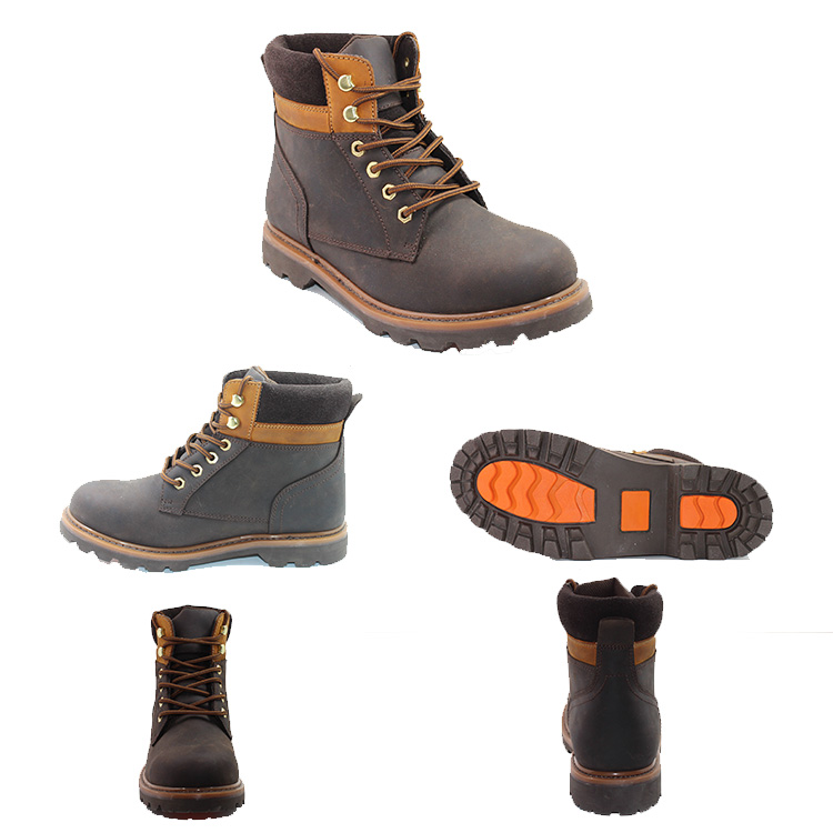 awesome construction work boots Certified for winter day-1
