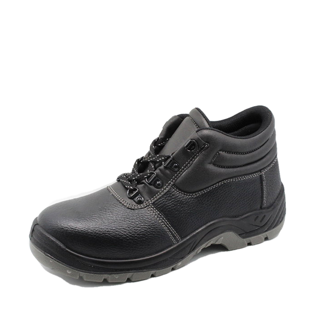 solid steel toe shoes with good price for outdoor activity-2