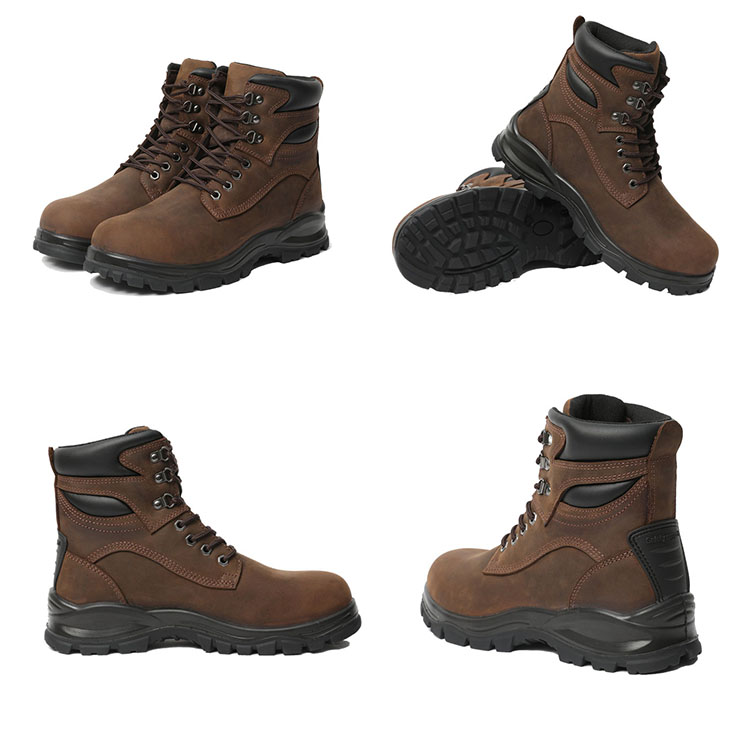 Glory Footwear fashion low cut work boots for wholesale for hiking-1