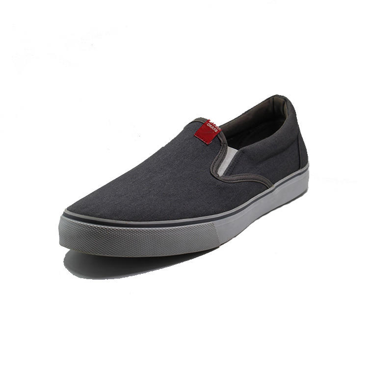 Comfortable slip on canvas shoes