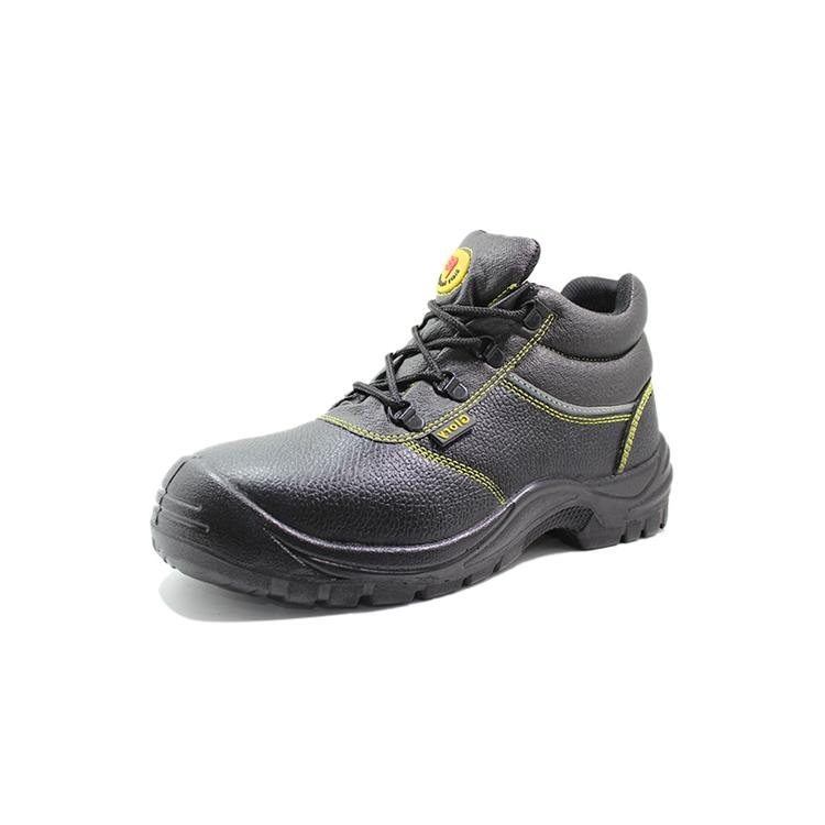 PU injection security shoes