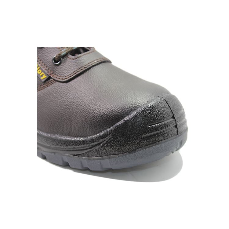 Glory Footwear leather safety shoes with good price for party-2