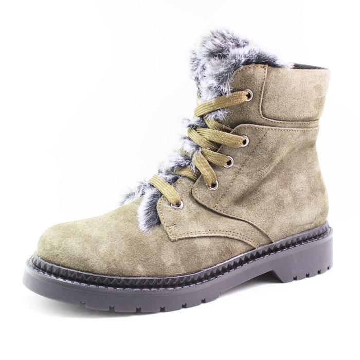 women's winter fashion fur boots