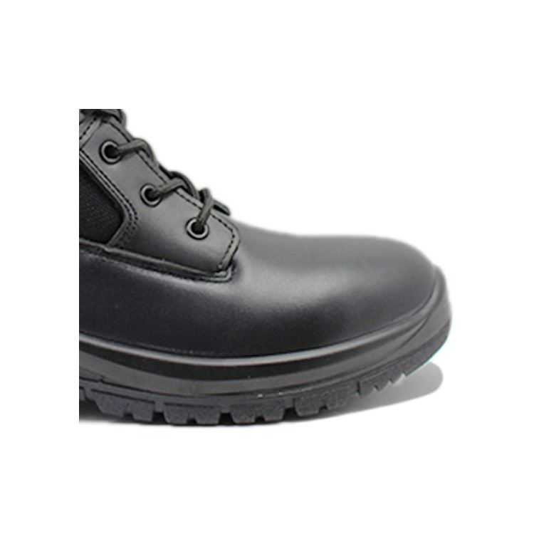 military tactical boots toe