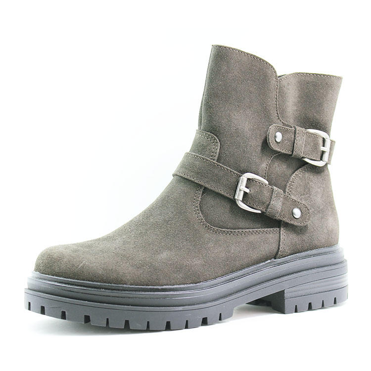 Cozy up stylish winter boots