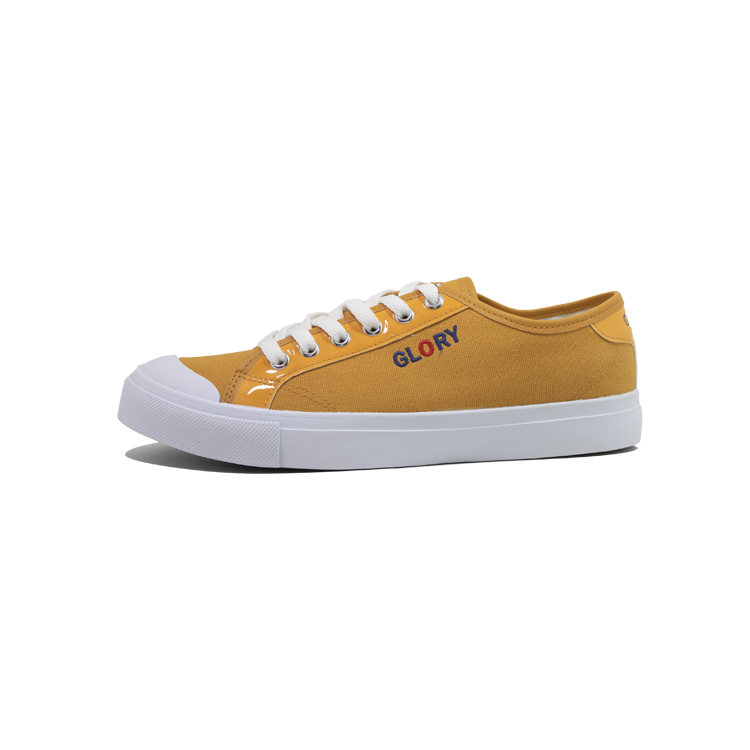 Glory Footwear high-quality canvas lace up shoes widely-use for shopping-1