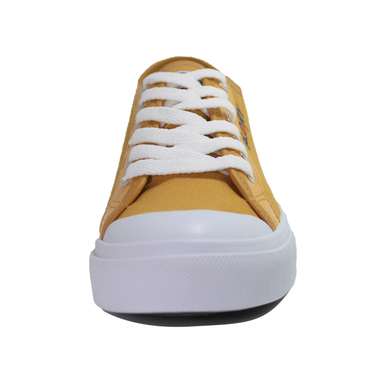 Glory Footwear high-quality canvas lace up shoes widely-use for shopping-2