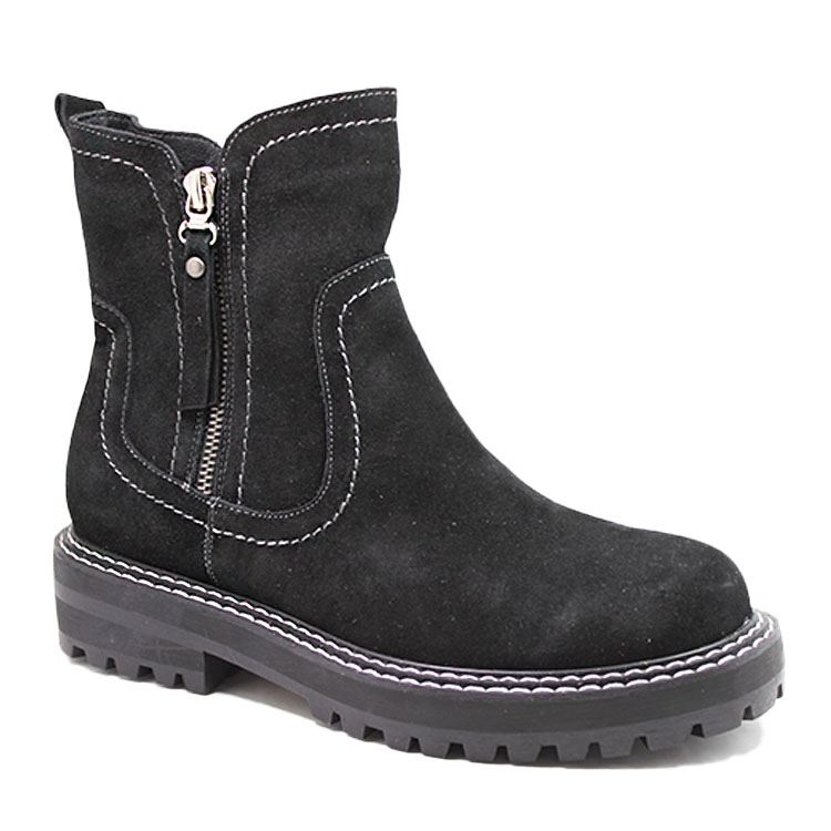 Glory Footwear quality womens suede winter boots free quote for outdoor activity-1