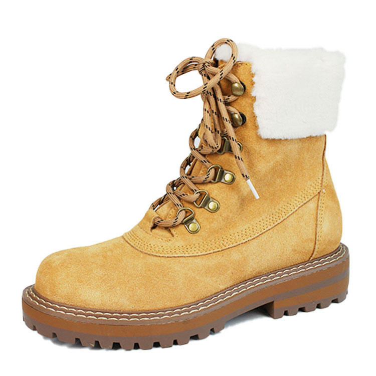 Women leather best stylish winter boots