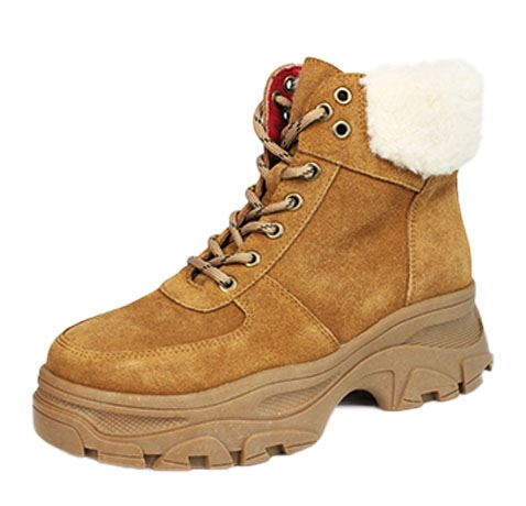Glory Footwear useful suede boots with good price-1