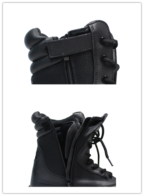 newly best combat boots by Chinese manufaturer for outdoor activity-2