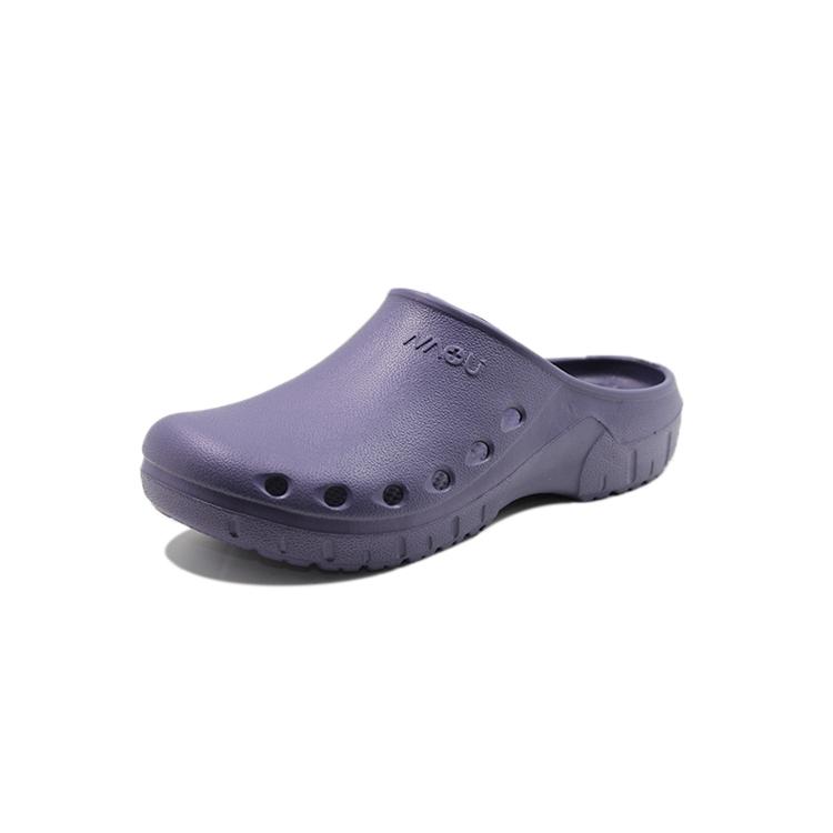 Blue EVA cheap nursing shoes