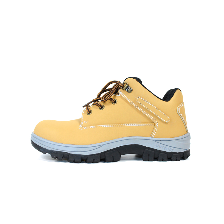 Glory Footwear solid safety shoes for men in different color for outdoor activity-1