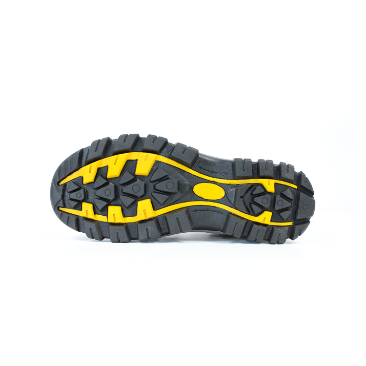 Glory Footwear solid safety shoes for men in different color for outdoor activity-2