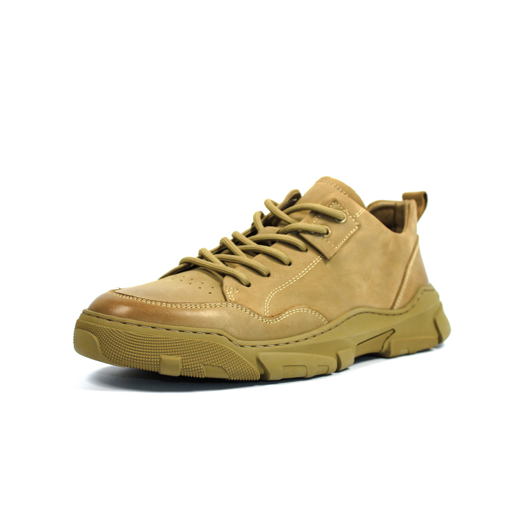 Sand leather casual shoes