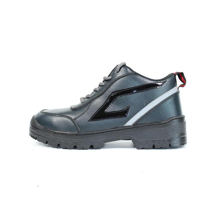 Mens steel toe work shoes