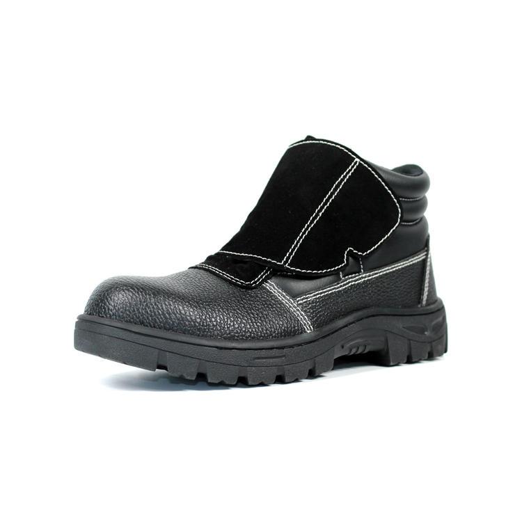 Velcro work boots