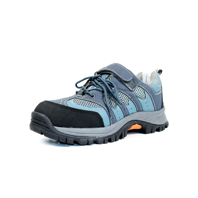 Sneakers safety shoes with steel toe