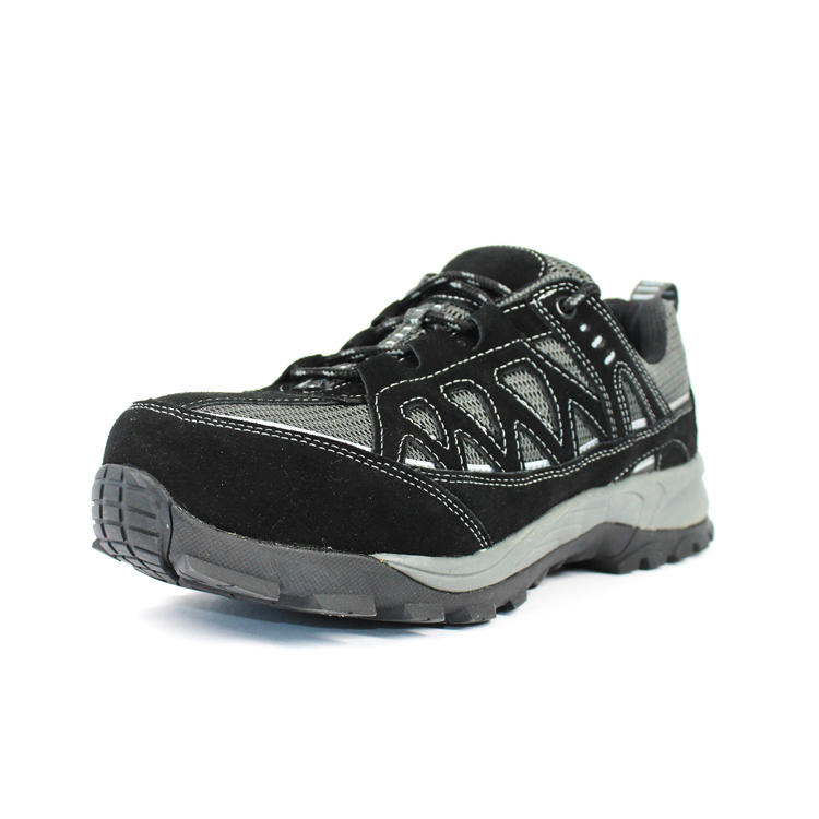 Safety toe sneakers for men
