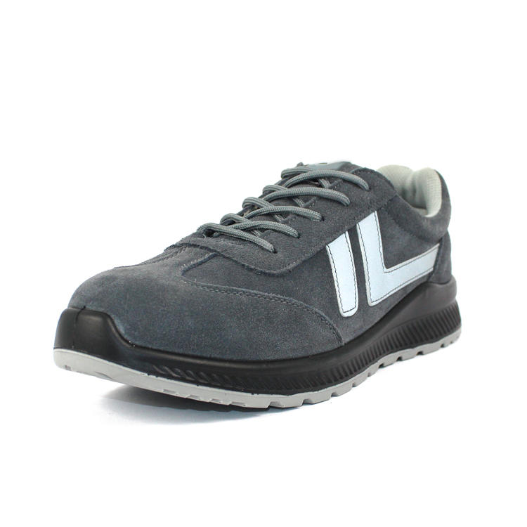 Stylish steel toe shoes
