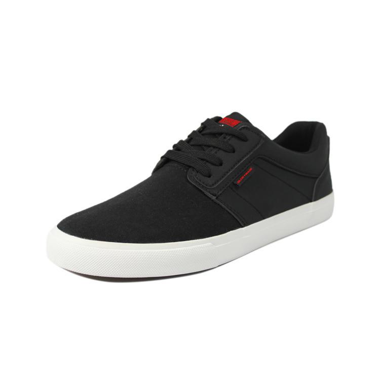 Black boys canvas shoes