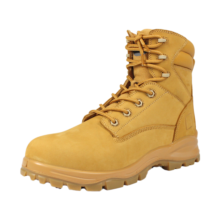 fashion rubber work boots with good price for winter day-1
