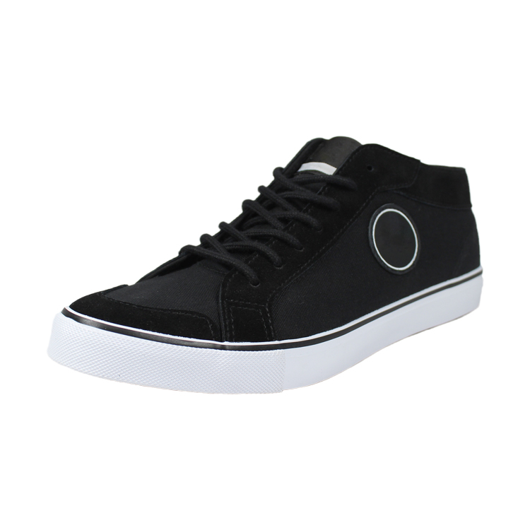 outstanding canvas lace up shoes widely-use for party-2