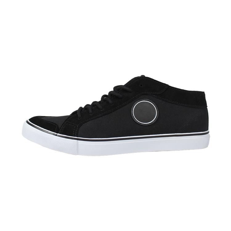 canvas flats men's shoe
