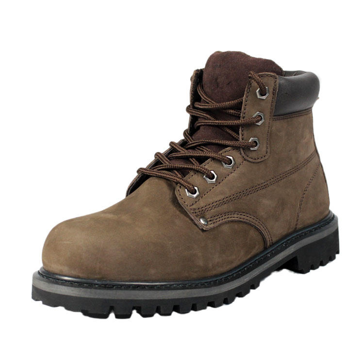 Mens steel toe boots