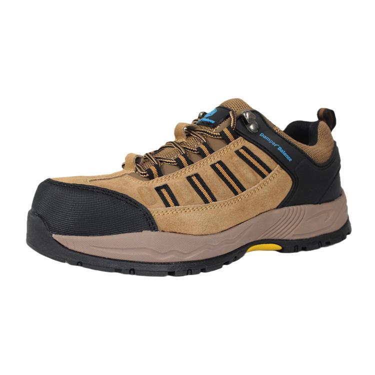 Damper Balance steel toe hiking safety shoes
