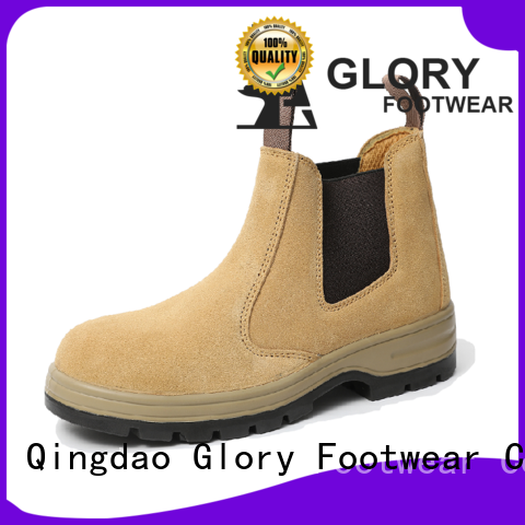 Glory Footwear leather lightweight work boots free design for hiking