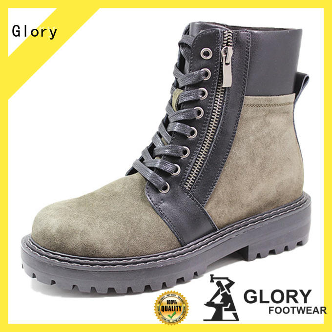 quality fashion boots free design for party