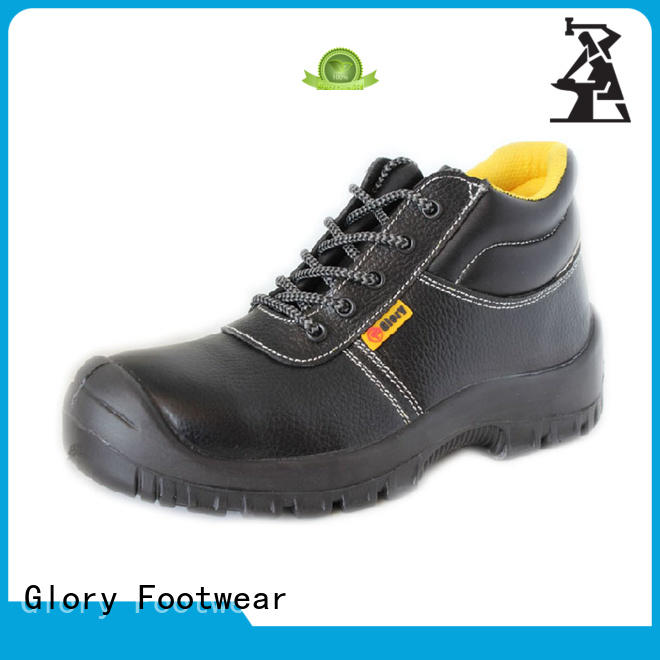 Glory Footwear working safety shoes for men supplier