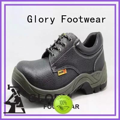 Glory Footwear industrial footwear supplier for winter day