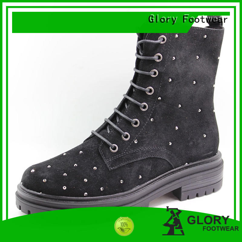 Glory Footwear awesome goodyear welt boots wholesale for outdoor activity