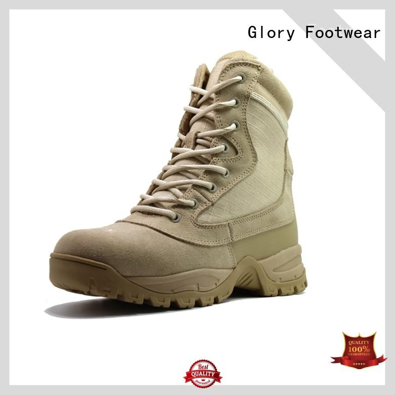 Glory Footwear summer safety work boots customization for business travel