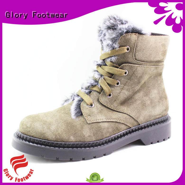 Glory Footwear newly trendy womens boots widely-use for shopping