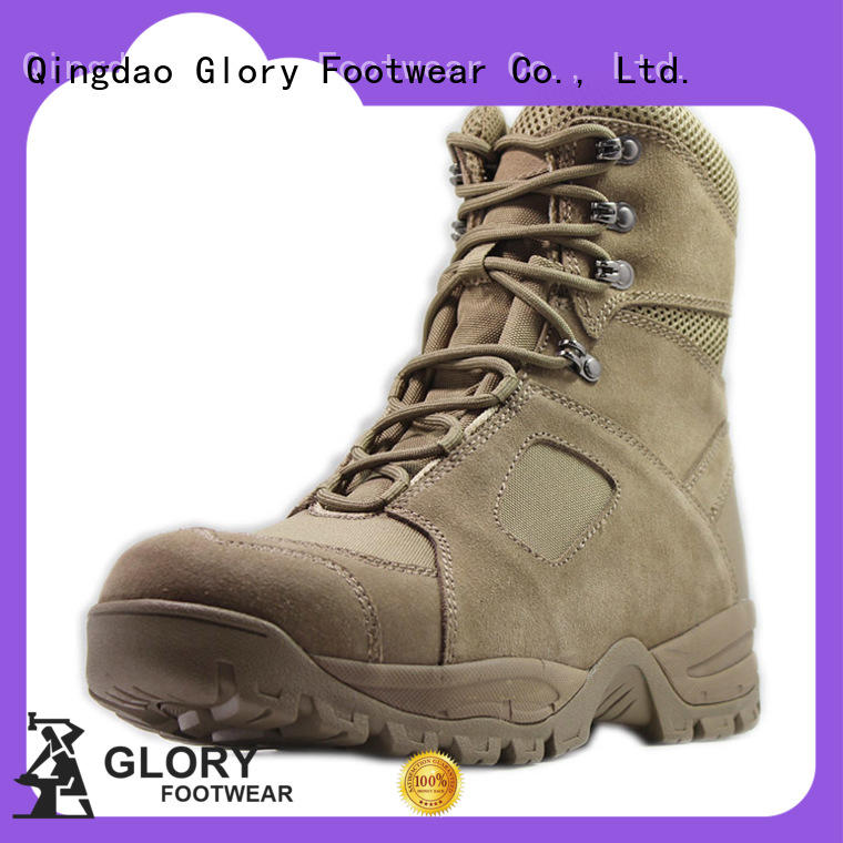 Glory Footwear gradely goodyear welt boots factory for party