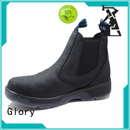 fashion black work boots inquire now for winter day
