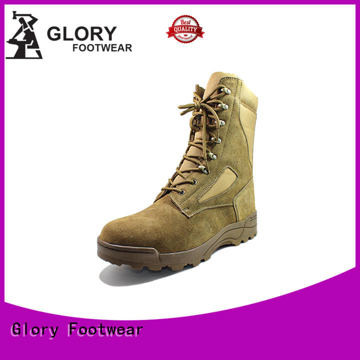 Glory Footwear combat boots widely-use for shopping