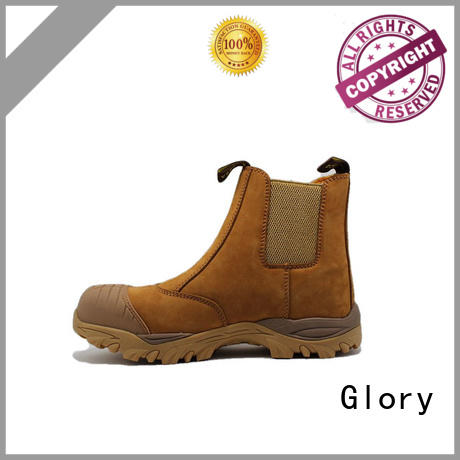 Glory Footwear nice hiking safety boots factory for hiking