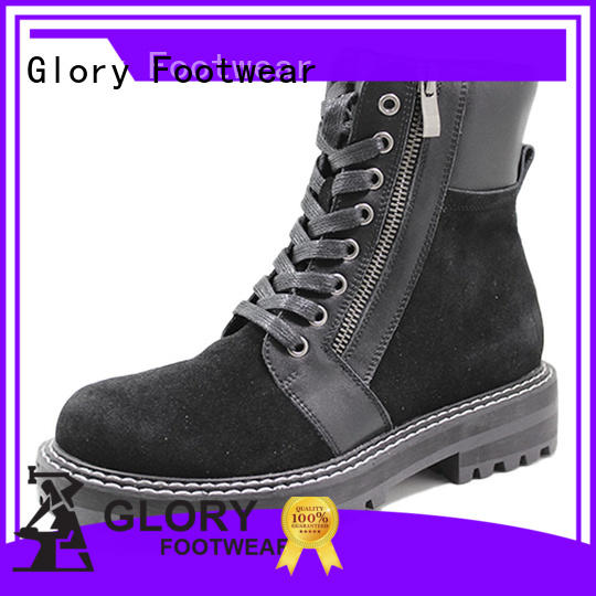 Glory Footwear short boots for women free design for outdoor activity