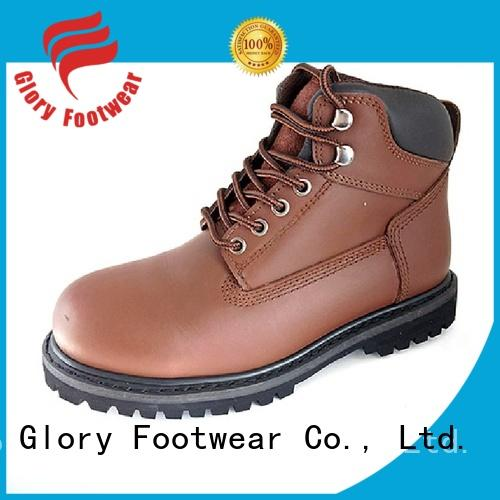 Glory Footwear resistant steel toe boots for wholesale for winter day
