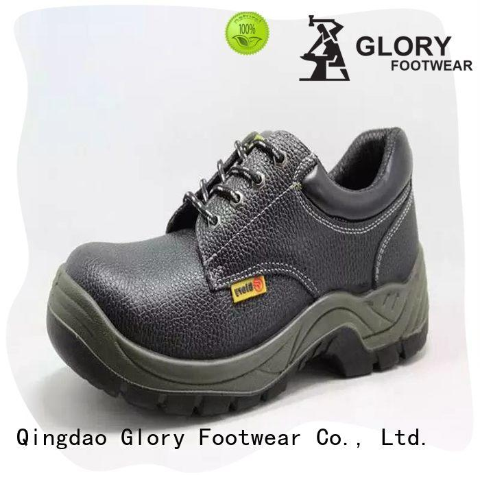 Glory Footwear security industrial safety shoes supplier for shopping
