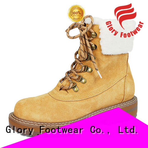 Glory Footwear durable goodyear welt boots marketing for business travel
