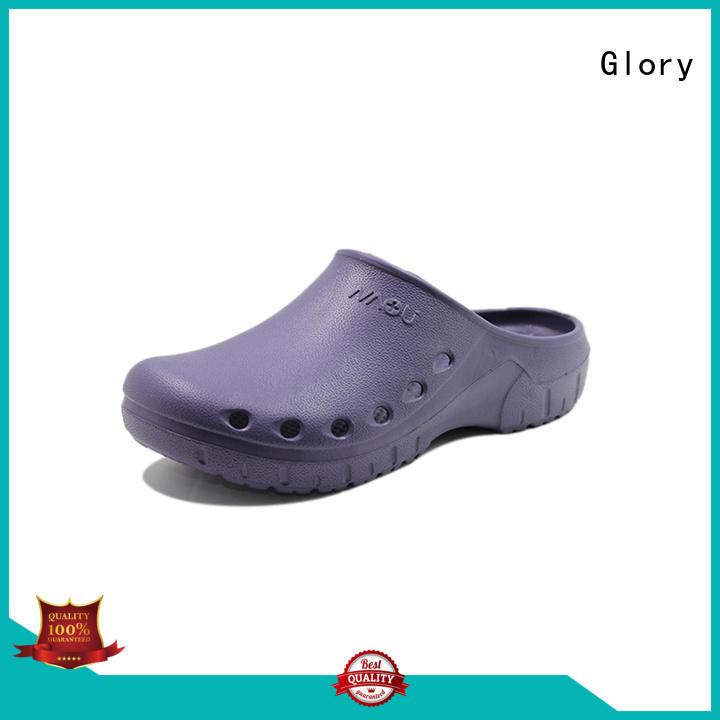 safety white nursing shoes customization for shopping