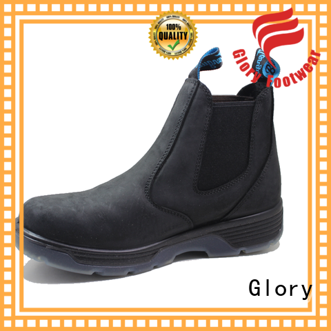 Glory Footwear summer low cut work boots free design for outdoor activity