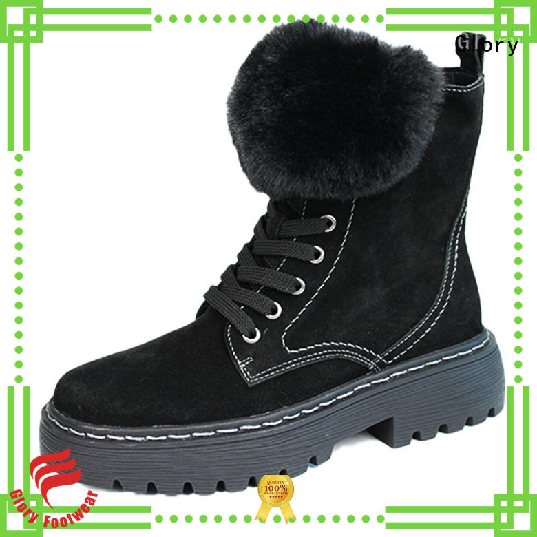 Glory Footwear nice goodyear welt boots in different color for hiking